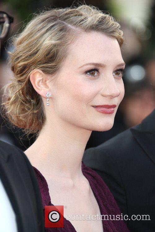 Mia Wasikowska and Cannes Film Festival 1