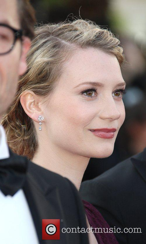 Mia Wasikowska and Cannes Film Festival 4