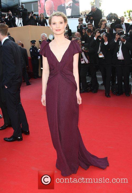 Mia Wasikowska and Cannes Film Festival 6