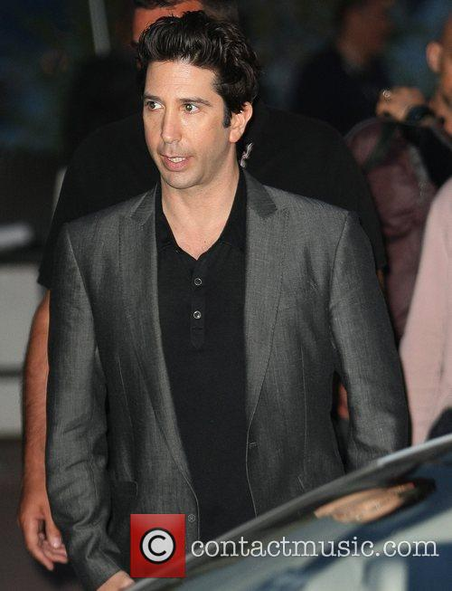 David Schwimmer and Cannes Film Festival 2
