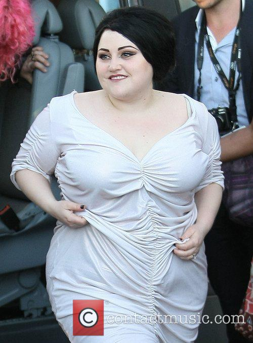 Beth Ditto and Cannes Film Festival 2