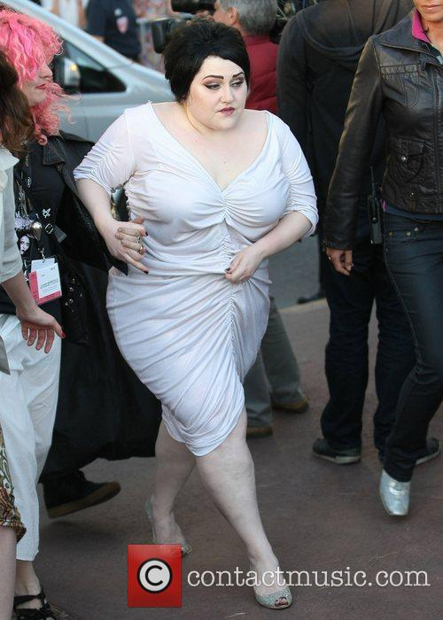 Beth Ditto and Cannes Film Festival 6