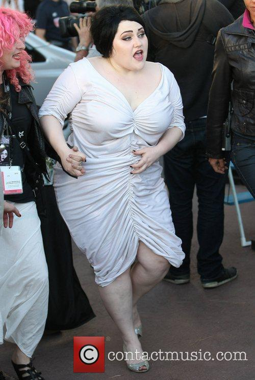 Beth Ditto and Cannes Film Festival 7