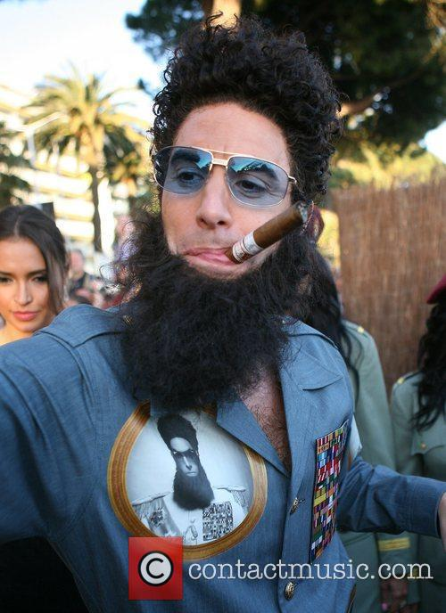 Sacha Baron Cohen and Cannes Film Festival 1