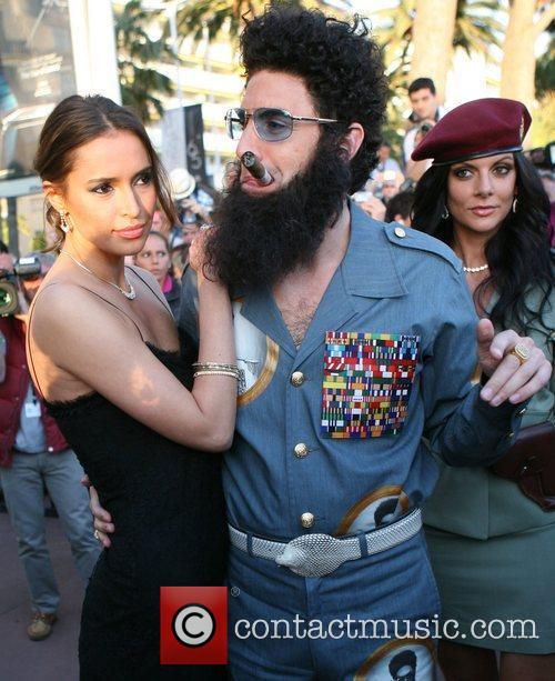 Sacha Baron Cohen and Cannes Film Festival 9