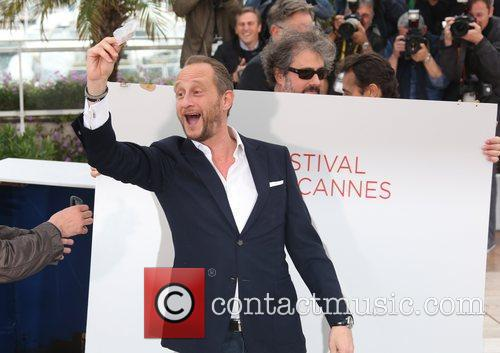 Benoit Poelvoorde Le Grand Soir photocall during the...
