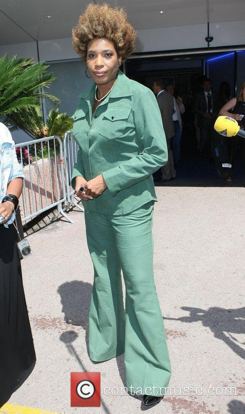Macy Gray and Cannes Film Festival 6