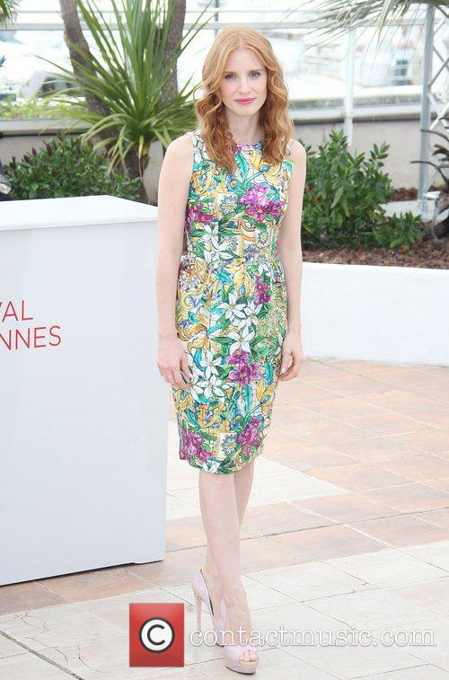 Jessica Chastain and Cannes Film Festival 4