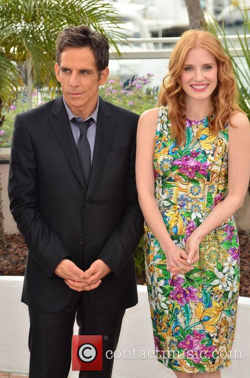 Ben Stiller, Jessica Chastain and Cannes Film Festival 1