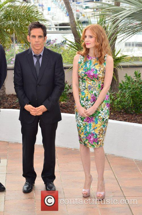 Ben Stiller, Jessica Chastain and Cannes Film Festival 3