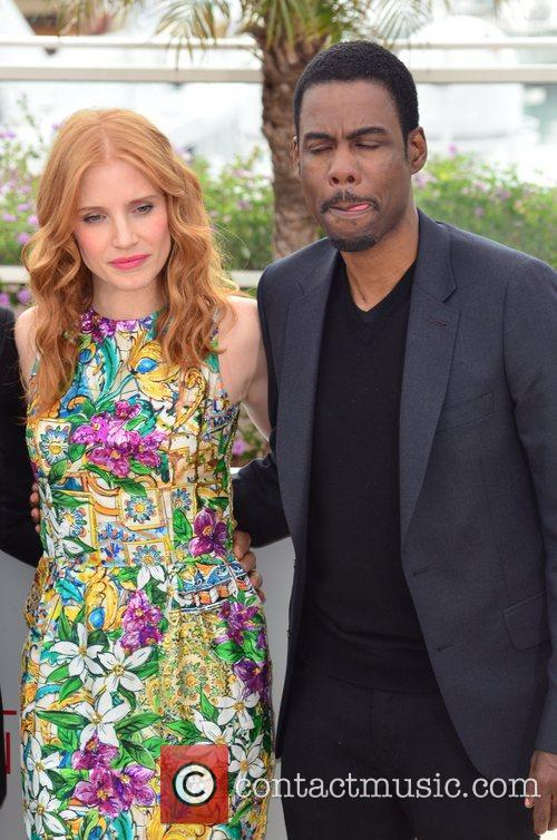 Jessica Chastain, Chris Rock and Cannes Film Festival 2