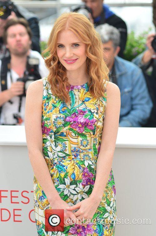 Jessica Chastain and Cannes Film Festival 7