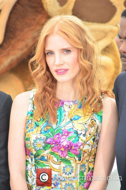 Jessica Chastain and Cannes Film Festival 8