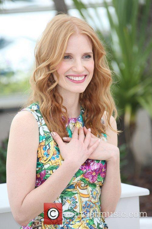 Jessica Chastain, Cannes Film Festival