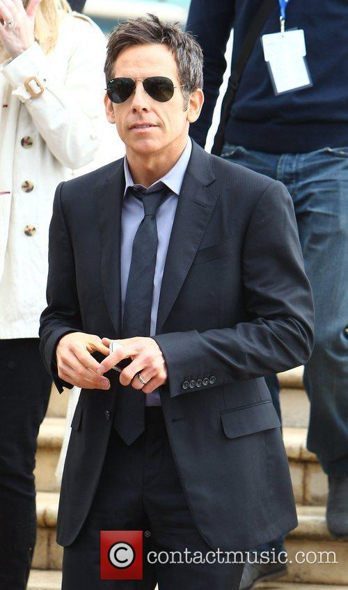 Ben Stiller and Cannes Film Festival 2