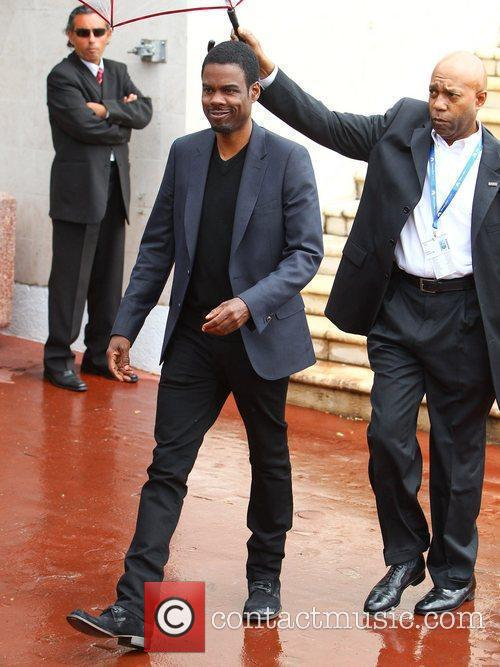 Chris Rock and Cannes Film Festival 5