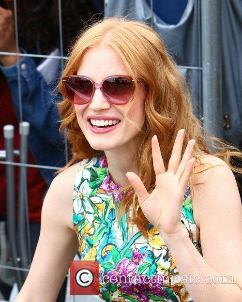 Jessica Chastain and Cannes Film Festival 12