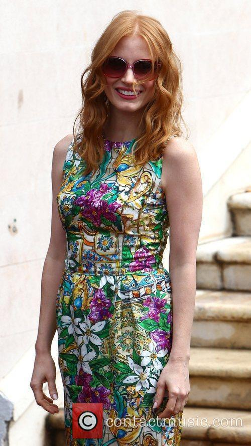 Jessica Chastain and Cannes Film Festival 13
