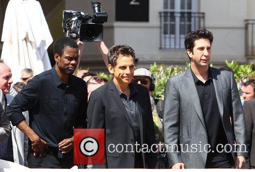 Chris Rock, Ben Stiller, David Schwimmer and Cannes Film Festival 2