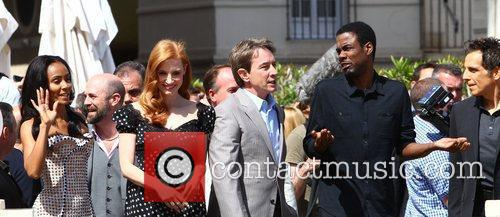Jada Pinkett-smith, Ben Stiller, Chris Rock, Jessica Chastain and Cannes Film Festival 4