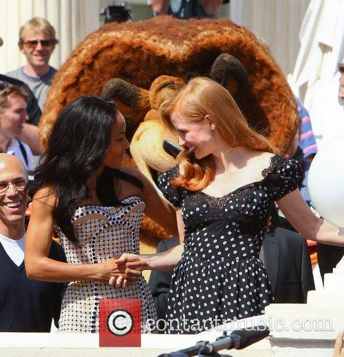 Jada Pinkett-smith, Jessica Chastain and Cannes Film Festival 9