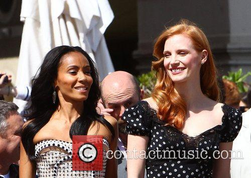 Jada Pinkett-smith, Jessica Chastain and Cannes Film Festival 11