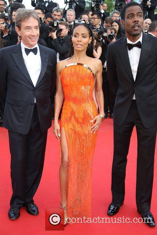 Martin Short, Chris Rock, Jada Pinkett-smith and Cannes Film Festival