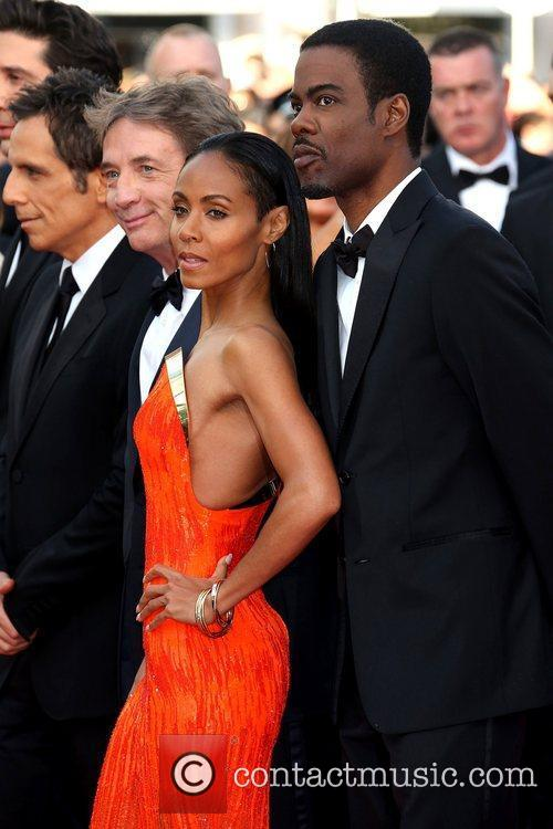 Jada Pinkett-smith, Chris Rock and Cannes Film Festival 9