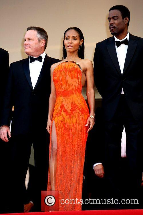 Jada Pinkett-smith, Chris Rock and Cannes Film Festival 10