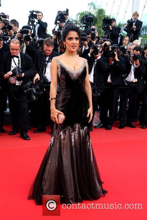 Salma Hayek and Cannes Film Festival 8