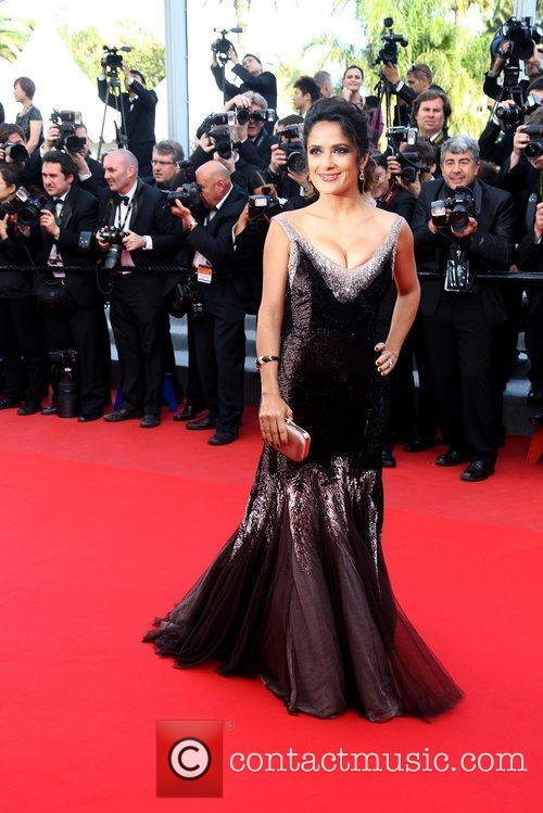 Salma Hayek and Cannes Film Festival 9