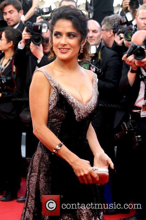 Salma Hayek and Cannes Film Festival 10