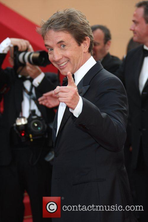Martin Short and Cannes Film Festival 2