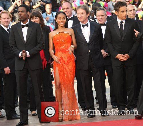 Chris Rock, Ben Stiller, Jada Pinkett-Smith, Martin Short, Cannes Film Festival