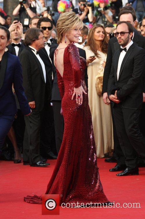 Jane Fonda and Cannes Film Festival 2