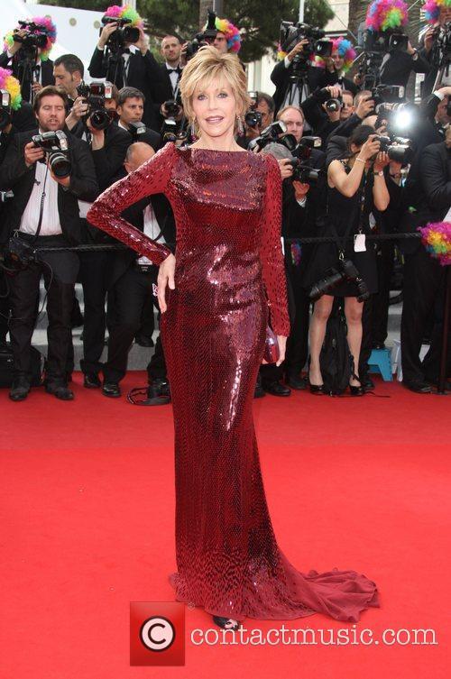 Jane Fonda and Cannes Film Festival 1