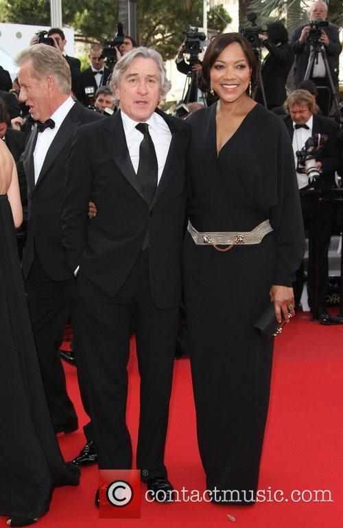 Robert De Niro, Grace Hightower and Cannes Film Festival 3
