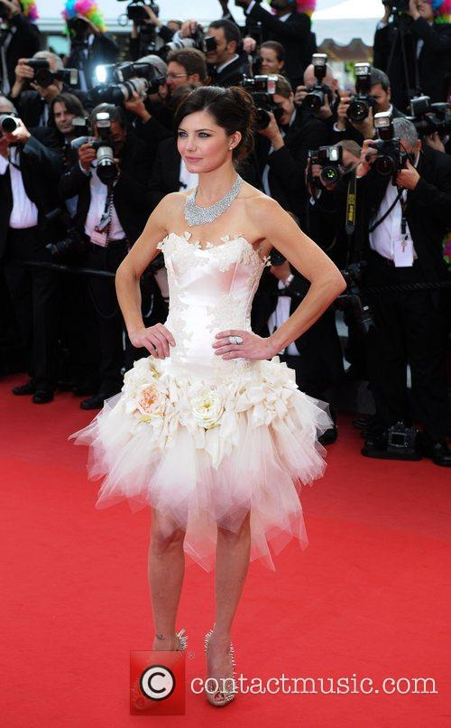 Delphine Chaneac and Cannes Film Festival 2