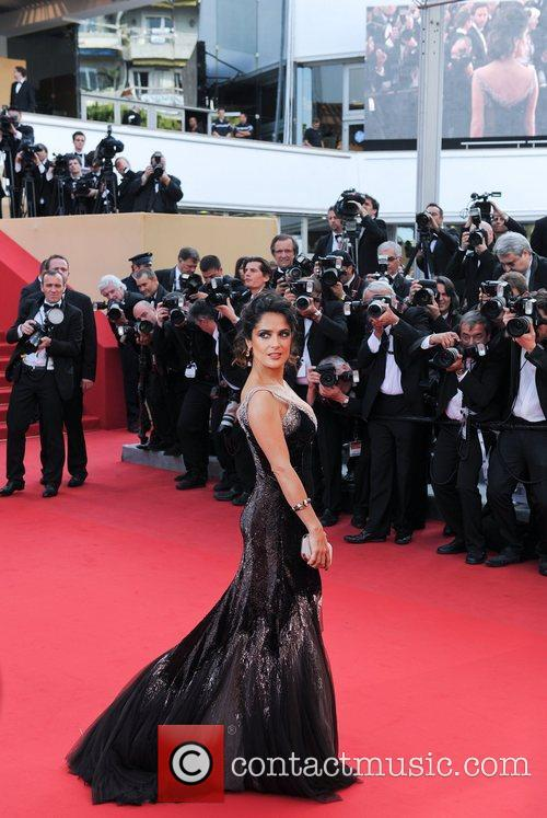 Salma Hayek and Cannes Film Festival 11