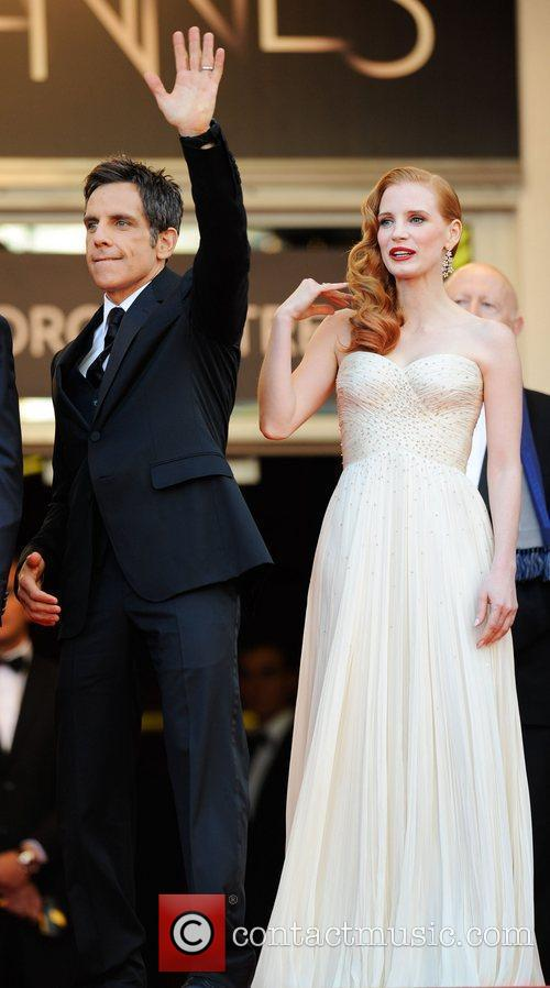 Ben Stiller, Jessica Chastain and Cannes Film Festival 2