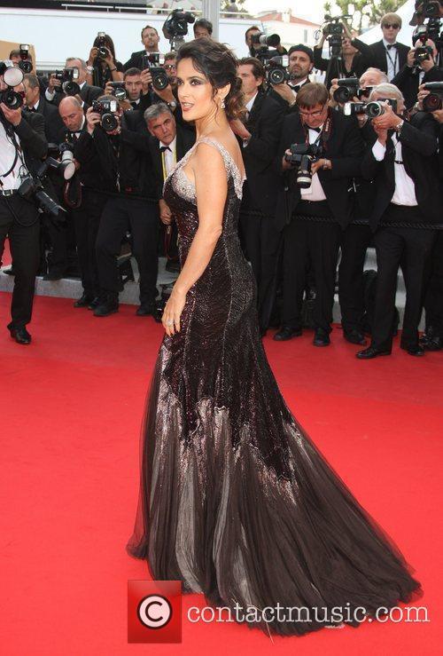 Salma Hayek and Cannes Film Festival 4