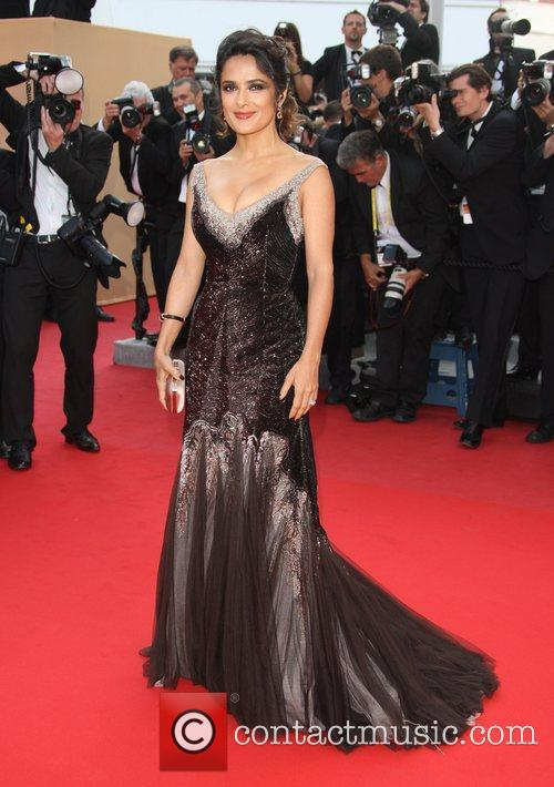 Salma Hayek, Cannes Film Festival