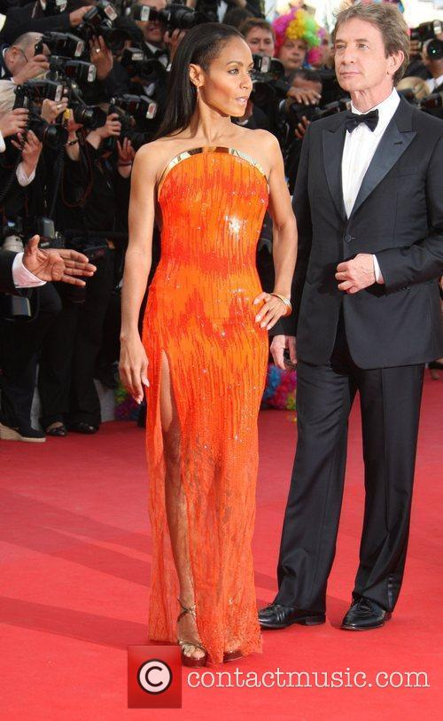 Jada Pinkett-smith, Dolores Chaplin and Cannes Film Festival 3