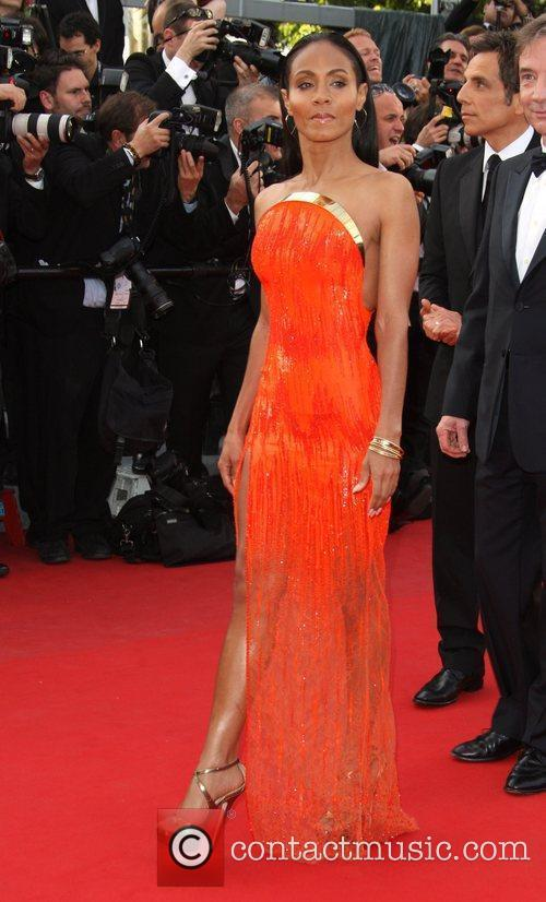 Jada Pinkett-smith, Dolores Chaplin and Cannes Film Festival 4