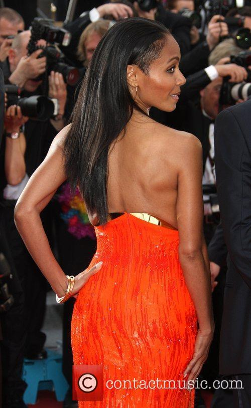 Jada Pinkett-smith, Dolores Chaplin and Cannes Film Festival 1