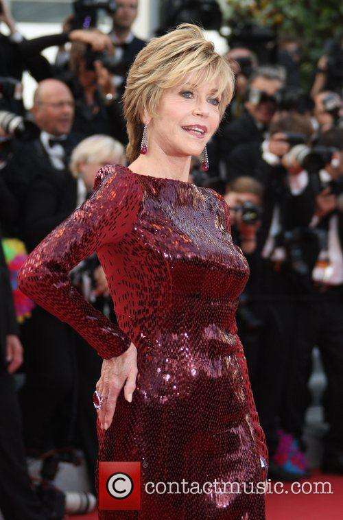 Jane Fonda and Cannes Film Festival 9