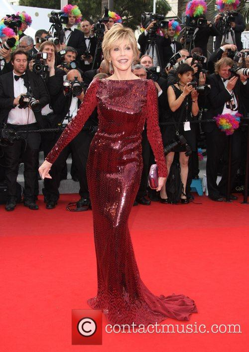 Jane Fonda and Cannes Film Festival 10