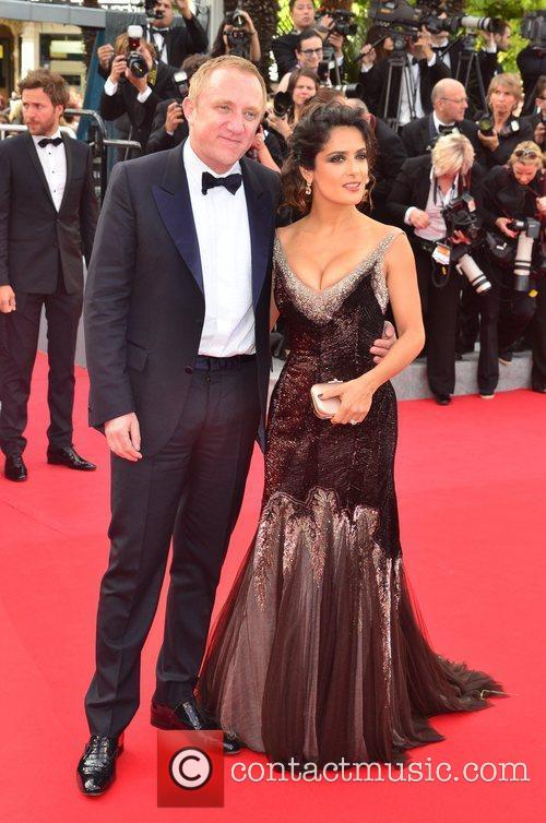 Salma Hayek and Cannes Film Festival 5