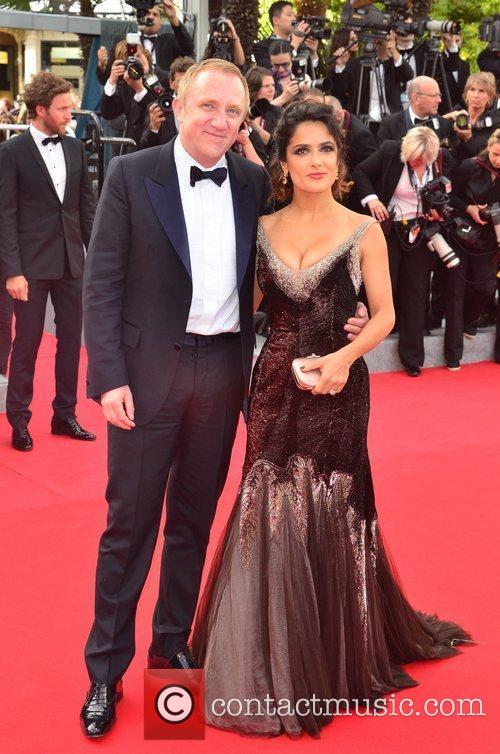 Salma Hayek and Cannes Film Festival 6
