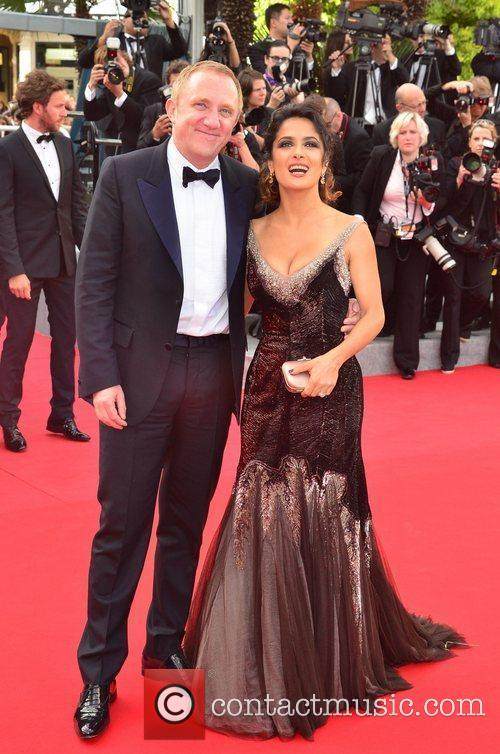 Salma Hayek and Cannes Film Festival 7